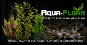 Deep Blue Aqua-Flora Plants