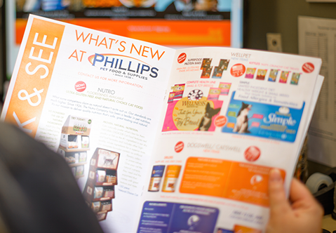 What's new with Phillips?