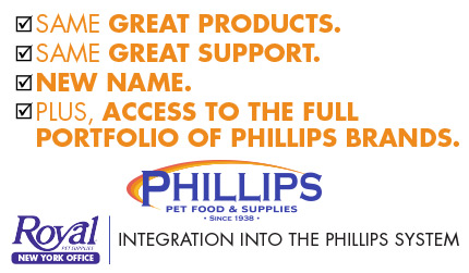 Phillips Welcomes Royal Customers