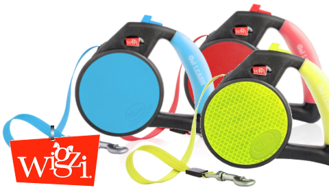 Walk In Comfort with Wigzi Gel Leashes