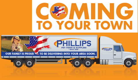 Phillips has come to Texas!