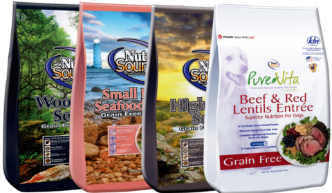 Four New Dry Foods from Tuffy's