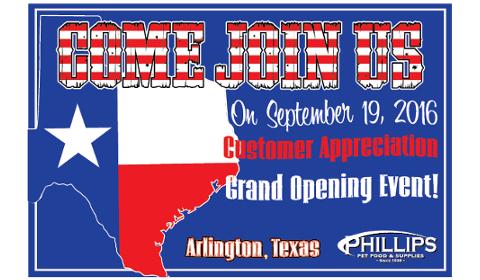 Arlington Customer Appreciation Event – Sept. 19th