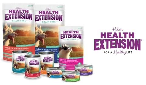 Health Extension – Grain Free