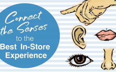 Connect the Senses to Your Best In-Store Experience