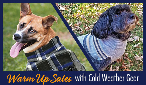 Warm Up Sales with Cold Weather Gear