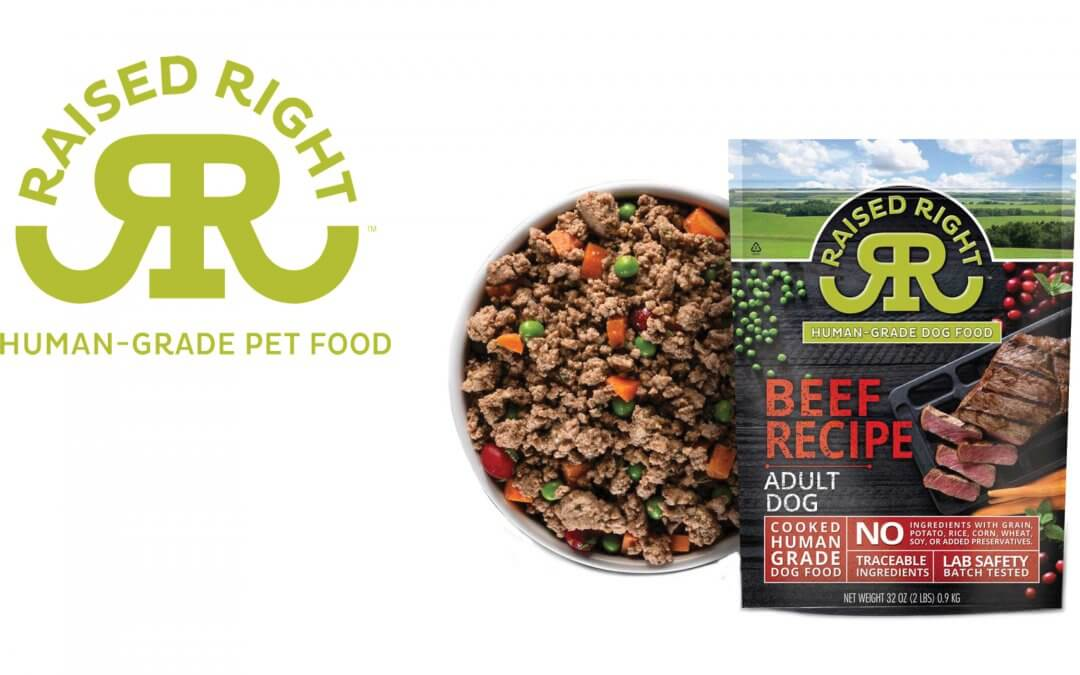 Phillips Adds Raised Right Human-Grade Food