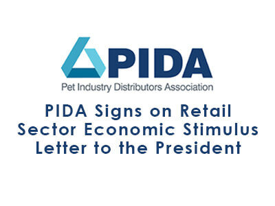 PIDA Signs on Retail Sector Economic Stimulus Letter to the President