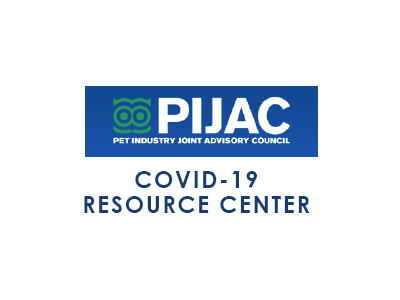 Pet Industry Joint Advisory Council (PIJAC) Covid-19 Resource Center