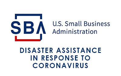 SBA Disaster Assistance in Response to the Coronavirus