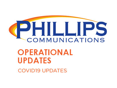 Phillips Pet Operational Updates – Mask Requirements